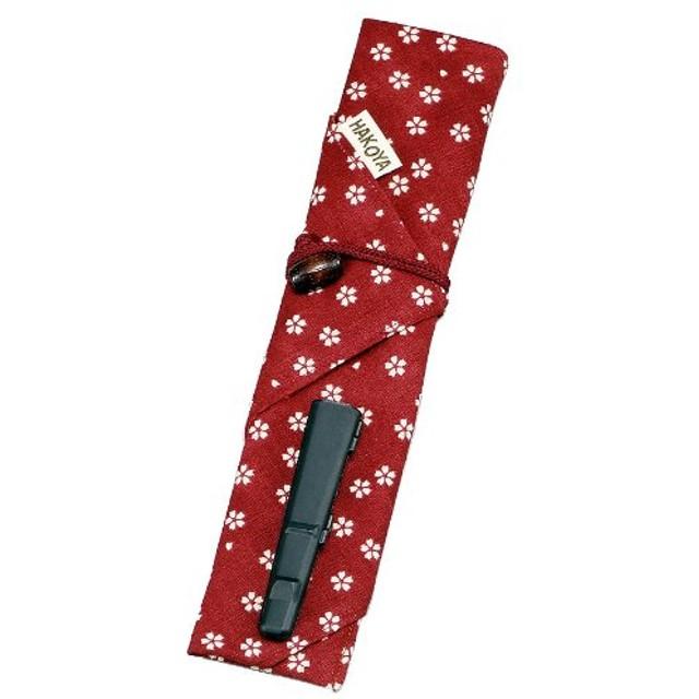 HAKOYA 箸袋(箸キャップ付) 赤さくら 53617