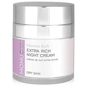 Monu Extra Rich Night Cream (50ml) - 余分豊富なナイトクリーム(50ミリリットル) [並行輸入品]