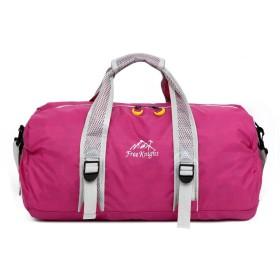 旅行出張バッグ、SIMPLE DO 大容量トラベルバッグ キャリーバッグ 旅行ダッフルバッグ シューズ収納 旅行 キャンプ スポーツ メンズ レディース アウトドア