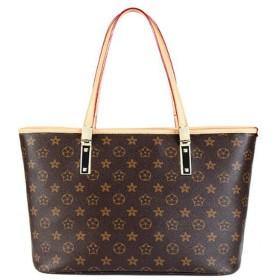 コピーフラワートートバッグ、新しい女性のバッグヨーロッパとアメリカのハンドバッグジョーカーシンプルなショルダーバッグ潮