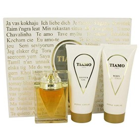 Tiamo by Parfum Blaze Gift Set - 3.4 oz Eau De Parfum Spray + 6.8 oz Body Lotion + 6.8 oz Shower Gel / - (Women)