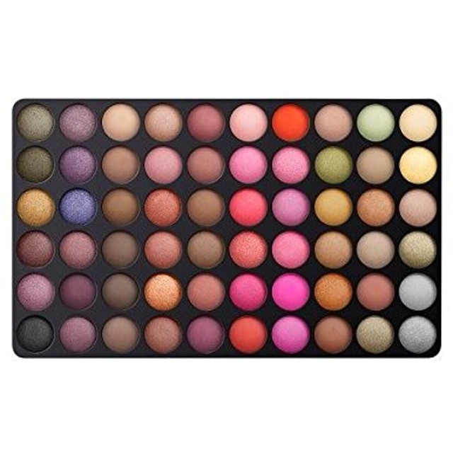 bhcosmetics ビーエイチコスメ アイシャドウ Fifth Edition - 120 Color Eyeshadow Palette