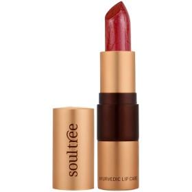 SOULTREE Colour Rich Ayurvedic Lipcare, Java Brown 810, 4.5 g