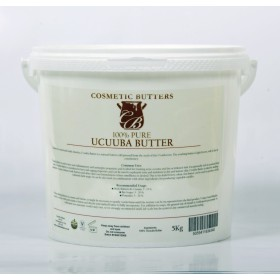 Ucuuba Virgin Butter - 100% Pure and Natural - 5Kg