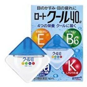 【第3類医薬品】ロートクール40α 12mL ×6