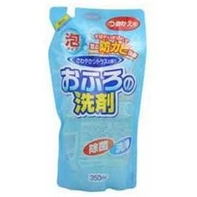 おふろの洗剤 泡タイプ(さわやかシトラスの香り) つめかえ用 350ml
