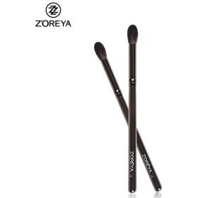 NOTE ZOREYA 6ピース/セットポータブル化粧ブラシナチュラルヤギ毛ブレンドブラシ高品質基本アイメイクアップ化粧品ツールMaquiagem