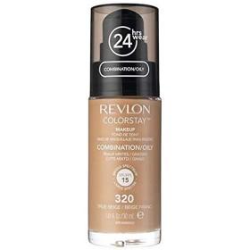[Revlon ] レブロンカラーステイ基盤コンビ/油性トン/ベージュ30ミリリットル - Revlon Color Stay Foundation Combi/Oily T/Beige 30ml [並行輸入品]