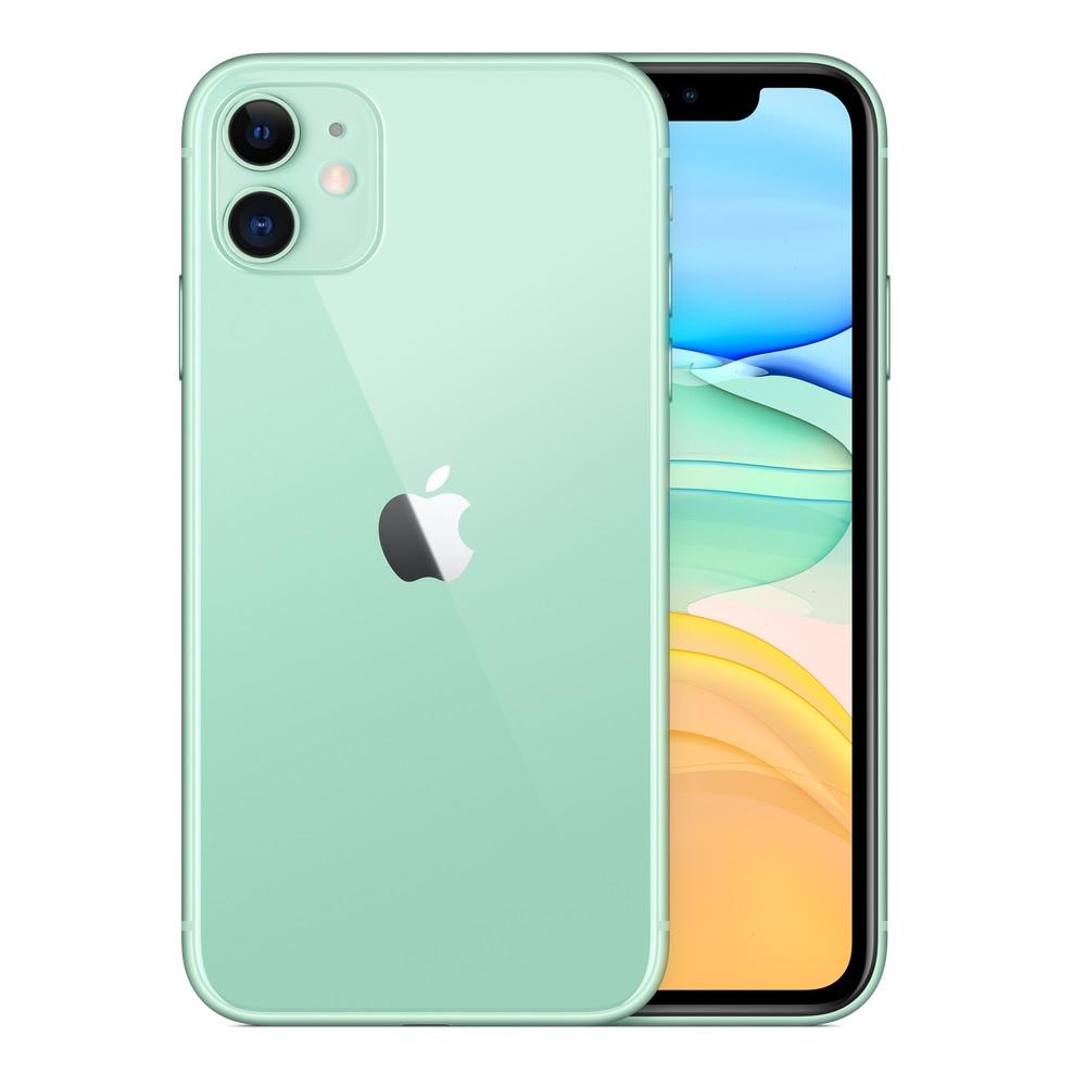 iPhone 11 綠 64GB