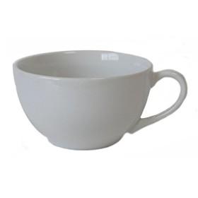 ユーラシア ホワイト 片手スープカップ (大)