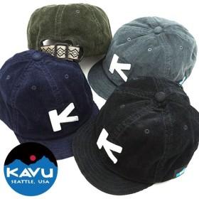 カブー KAVU コード ベースボール キャップ Coad BaseBall Cap メンズ レディース アウトドア コーデュロイキャップ 帽子 19820936 FW19