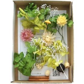 ハーバリウム花材セット1本分(野に咲く花)