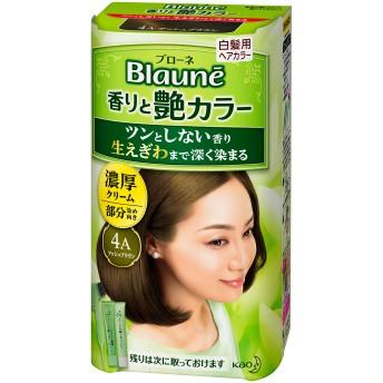ブローネ 香りと艶カラークリーム 4A 80g [医薬部外品]