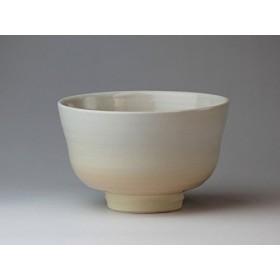 【萩焼】姫土抹茶碗井戸型