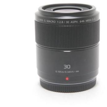 《良品》Panasonic LUMIX G MACRO 30mm F2.8 ASPH. MEGA O.I.S.