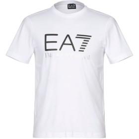 《期間限定セール開催中!》EMPORIO ARMANI メンズ T シャツ ホワイト M コットン 100%