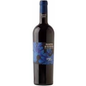 ポッジョ・レ・ヴォルピ プリミティーヴォ・ディ・マンドゥーリア [ 赤ワイン イタリア 750mlx2本 ]