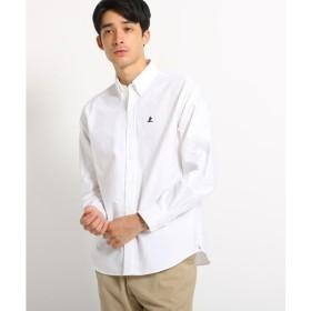 Dessin / デッサン ヨットオックスフォードボタンダウンシャツ