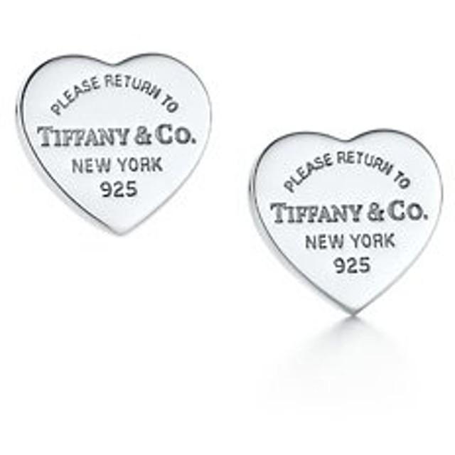 TIFFANY&Co. ティファニー 【リターントゥ ハート タグ ピアス(ミニ)】 並行輸入品 dtpi3016
