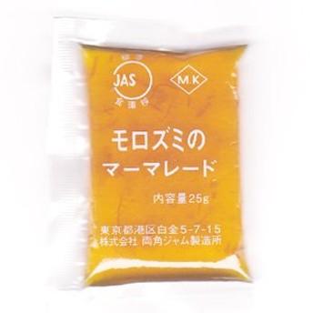 <マーマレード 25g×40袋入=1kg> 【ベビージャム】 【業務用】 両角ジャム ( モロズミジャム )