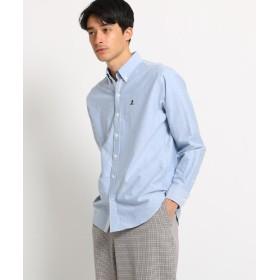 Dessin(Men)(デッサン(メンズ)) ヨットオックスフォードボタンダウンシャツ