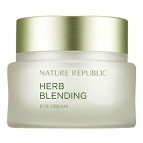 NATURE REPUBLIC Herb Blending Eye Cream ネイチャーリパブリック ハーブブレンドアイクリーム [並行輸入品]