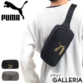 プーマ ウエストバッグ PUMA スポーツ ボディバッグ CORE コア オリジナルス バムバッグ 斜めがけ 3L 小さめ メンズ 軽量 カジュアル 076646