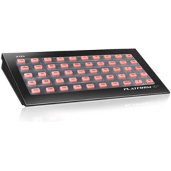DAWコントロール用ボタン搭載コントロールサーフェイス 拡張ユニット Platform B+