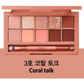 【クリオ]プロアイパレット/クリオアイシャドウ (003_Coral Talk)