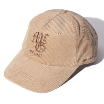 (McGREGOR/マックレガー)CAP(6)コーデュロイ/メンズ ベージュ