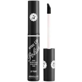 (3 Pack) ABSOLUTE Intense Lip Polish - Black (並行輸入品)