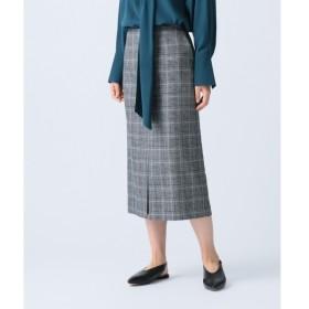 [マルイ] QUIET / PRINTURE CHECK スカート/ジョゼフ ウィメン(JOSEPH WOMEN)