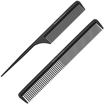 """Styling Comb and Tail Comb Combo Pack 
