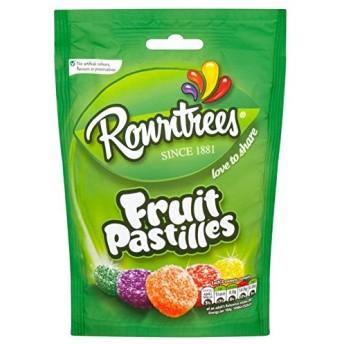 Rowntrees Fruit Pastilles 150g (Pack of 2) - Rowntreesフルーツ香錠150グラム (x2) [並行輸入品]
