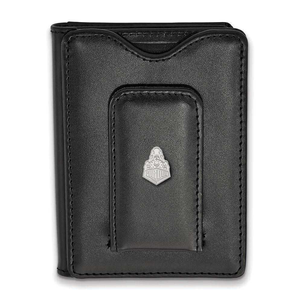 15mm x 51mm Jewel Tie Sterling Silver Money Clip