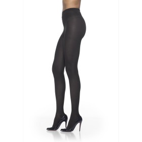 Sigvaris 841P Soft Opaque 15-20 mmHg Closed Toe Pantyhose Size: Small Short (SS), Color: Black 99 by Sigvaris