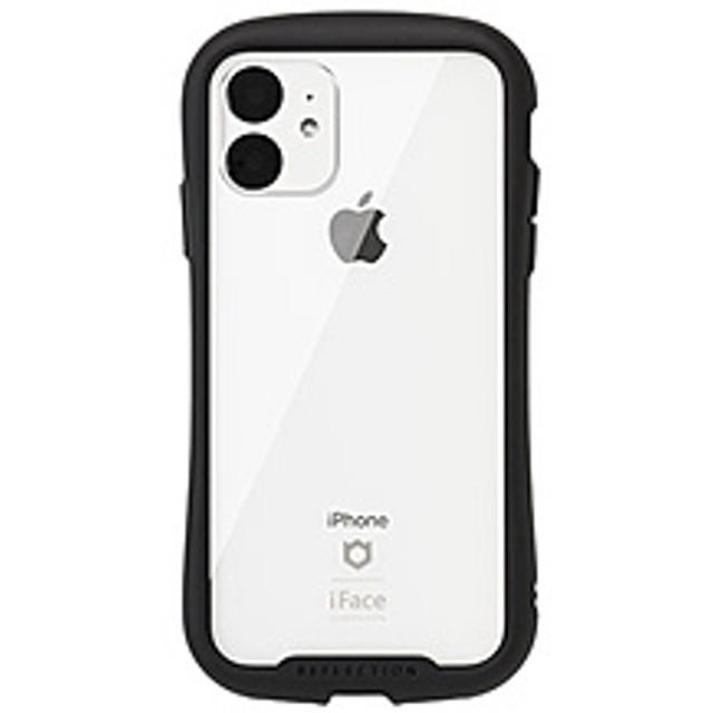 iFace Reflection 強化ガラスクリアケース iPhone 11 6.1インチ 41-9073