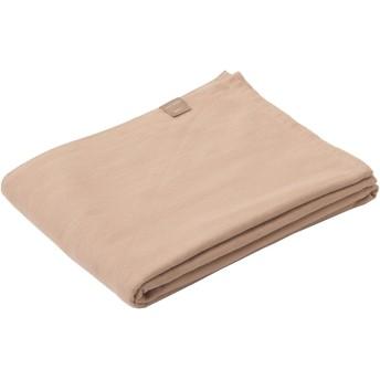 西川(Nishikawa) インナーブランケット(毛布) ピンク シングル 洗える ふわとろ ウール混 表ガーゼ 日本製(今治) RR08102010P