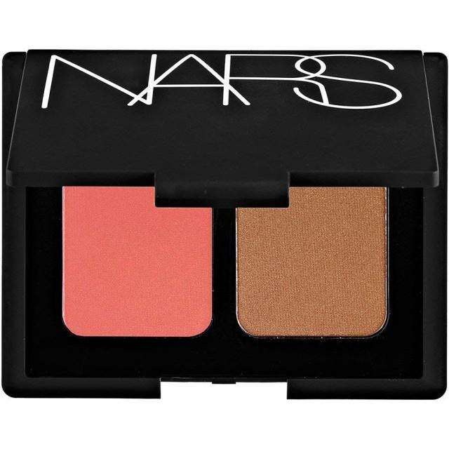 NARS Blush Bronzer Duo, Orgasm/Laguna Full Size 10.5 grams / 3.5 ounces [並行輸入品]
