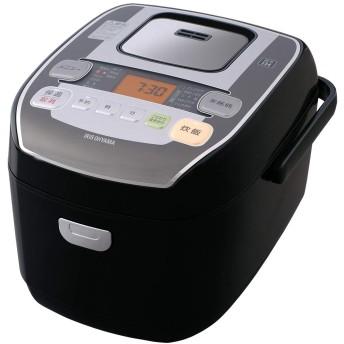 アイリスオーヤマ 圧力IH炊飯器 5.5合 圧力IH式 31銘柄炊き分け機能 極厚火釜 大火力 玄米 ブラック RC-PA50-B