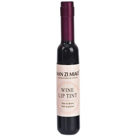 BETTER YOU (ベター ュー) リップグロス ワインボトル ワインボトルの形 長らく保つ 色が落ちない 魅力的な唇を与える 一個入れ (RD03:濃い紫)