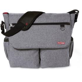 SKIPHOPスキップホップ DASH signature diaper bag(機能的大収納マザーズバック220301-305 (Heather Gray)
