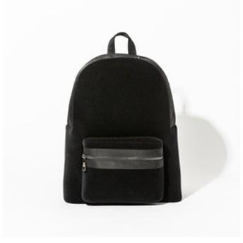【SHIFFON:バッグ】DRESSCAMP (ドレスキャンプ) カスタマイズバックパック(ブラック)