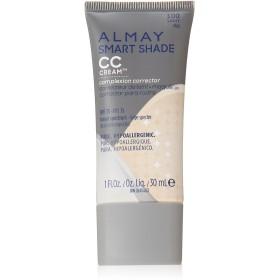 Almay Smart Shade CC Cream, Light/100, 1 Fluid Ounce by Almay