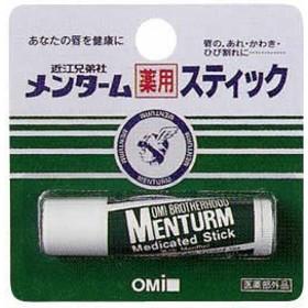 メンターム 薬用スティック レギュラー 5g (増量タイプ)×2個セット