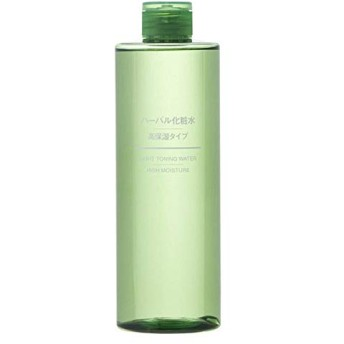 無印良品 ハーバル化粧水・高保湿タイプ(大容量) 400ml 02867355 良品計画