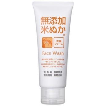 無添加米ぬか 洗顔フォーム