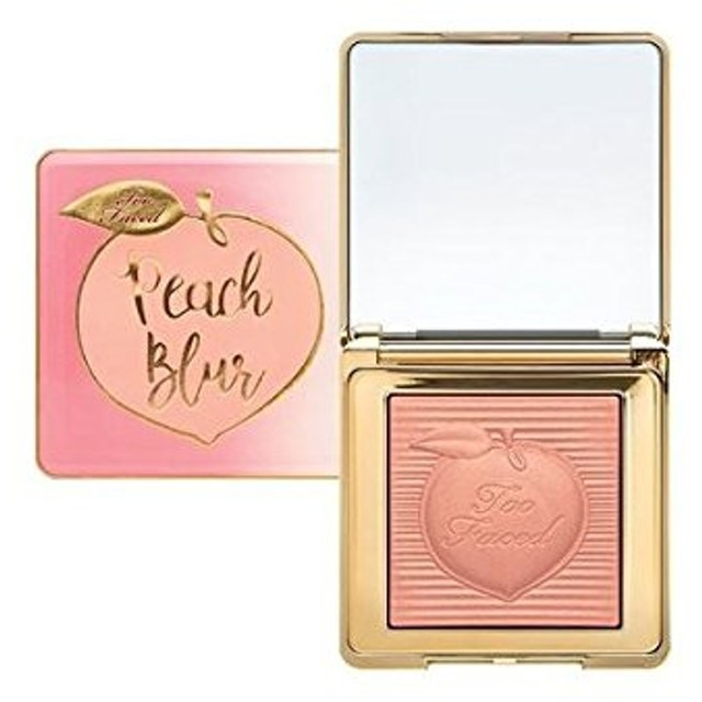 TOO FACED ハイライト ハイライター PEACH BLUR FINISHING POWDER