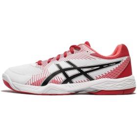 Asics GEL-Task [B704Y-0123] Men Volleyball Badminton Shoes White/Red-Black / 28.0 CM