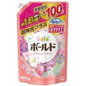 【数量限定】【超特大サイズ】ボールド 洗濯洗剤 液体 プラチナフローラル&サボンの香り 詰替 1.36kg